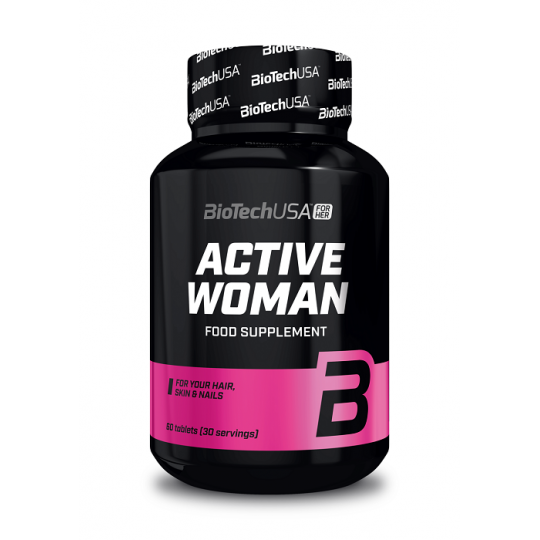 Biotech Nutrition Active Woman 60 таб.