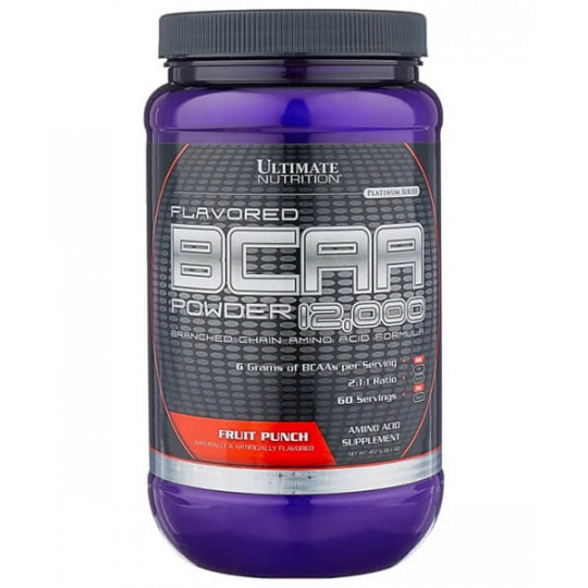 Ultimate Nutrition BCAA 12000 450 г