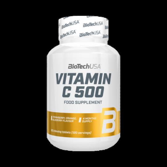 Biotech Nutrition Vitamin C 500 120 таб.