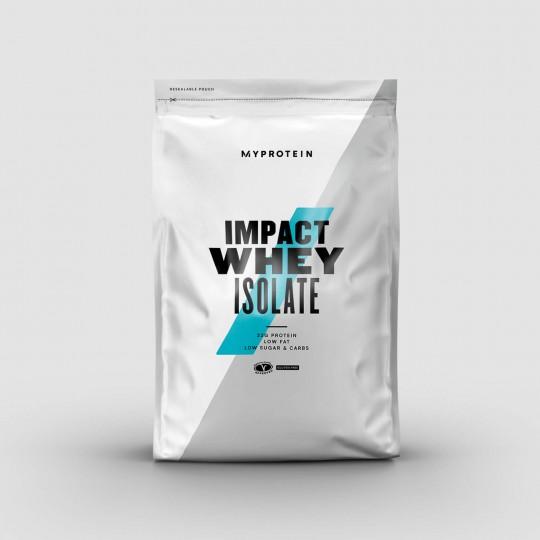 Протеин Myprotein Impact Whey Isolate Protein 1000 г.
