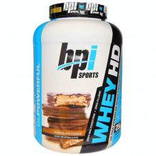 BPI Sports Whey HD 2200 г сывороточный протеин
