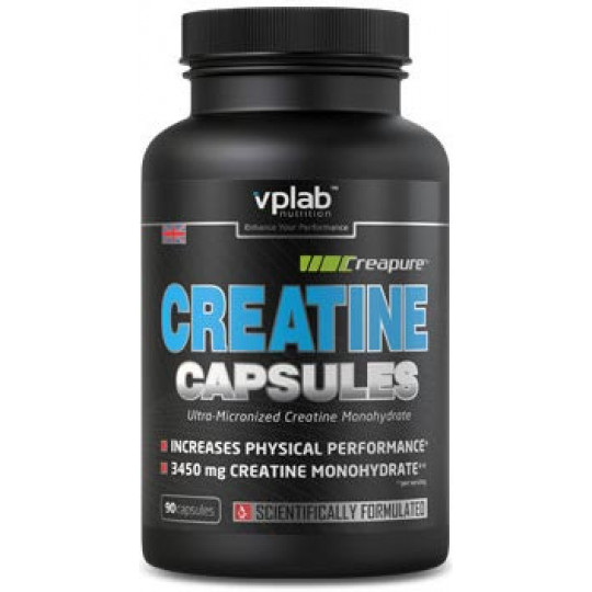 VPLab Creatine Caps