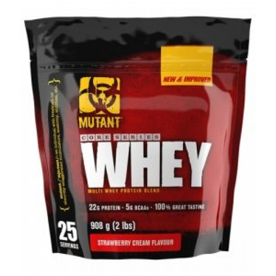 Mutant Whey 908 г