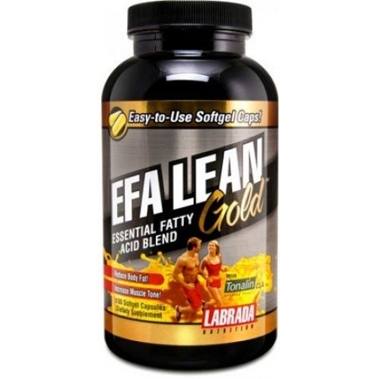Labrada Nutrition EFA Lean Gold 180 капсул