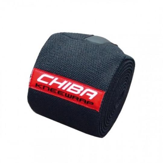 Chiba коленный бандаж Kniebandage Black Line 180 см. (40436)