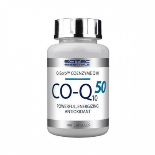 Scitec Nutrition Coenzyme Q10 50mg 100 капс.