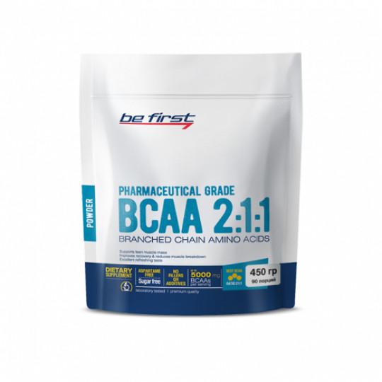 Be First BCAA 2:1:1 powder 450 г