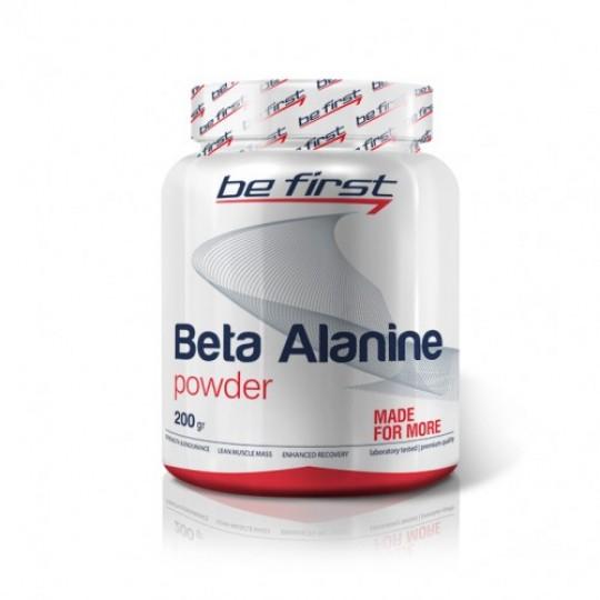 Be First Betа Alanine powder 200 г