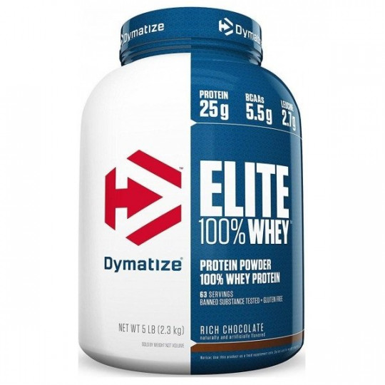 Dymatize Nutrition Elite Whey Protein 2270 г