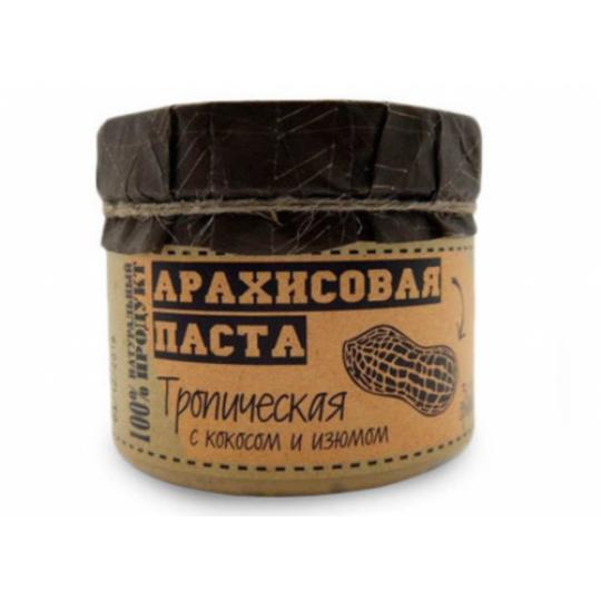 Благодар Арахисовая паста Тропическая 300 г