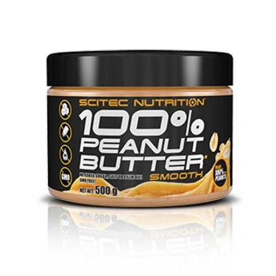 Scitec Nutrition 100% Peanut Butter 500 г