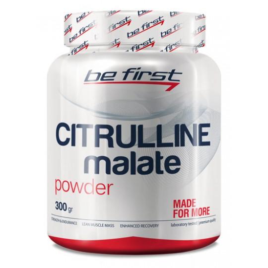 Be First Citrulline Malate Powder