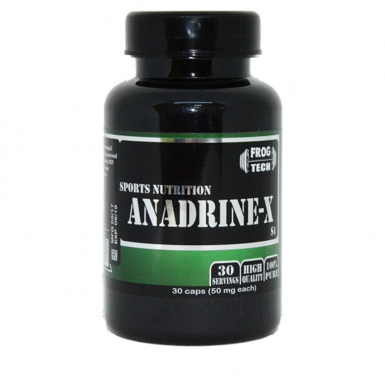Frog Tech Anadrine-X S4 50 mg 30 капс.