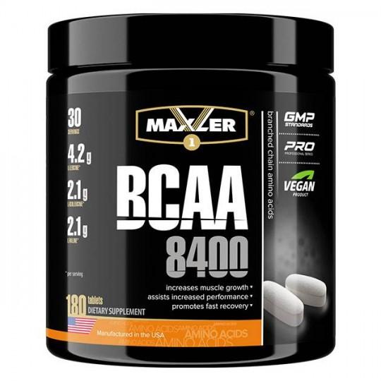 Maxler BCAA 8400 180 таб.