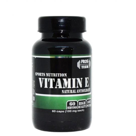 Frog Tech Vitamin E 100 mg 60 капс.