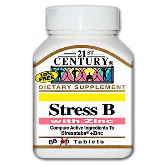 21st Century Stress B 66 таб.