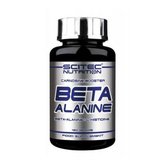 Scitec Nutrition Beta Alanine 120 г
