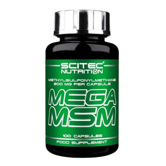 Scitec Nutrition Mega MSM 100 капс.