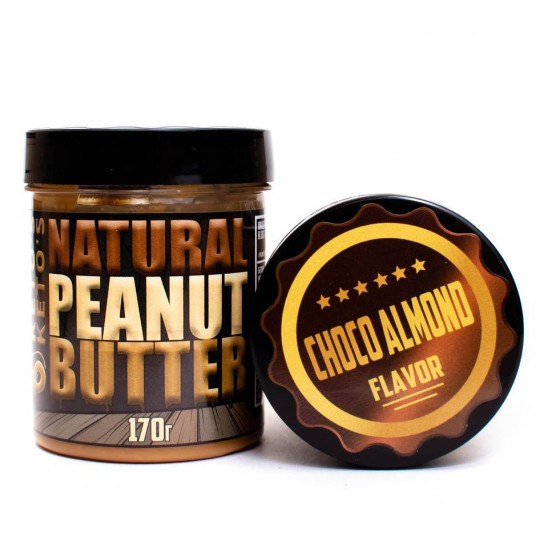 Ketos Natural Peanut Butter Choco 170 г