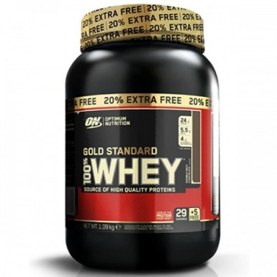 Optimum Nutrition 100% Whey Gold Standard 1090 г