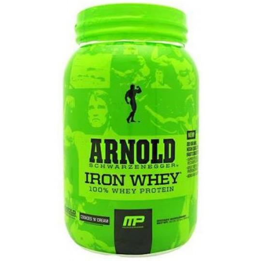 MusclePharm Arnold Iron Whey