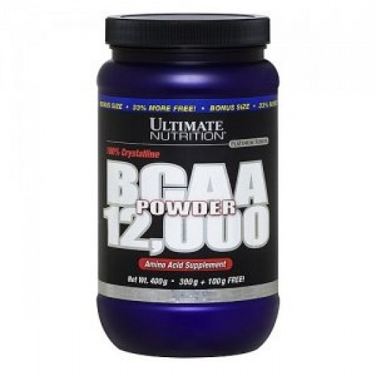 Ultimate Nutrition BCAA 12000 Powder 400 г