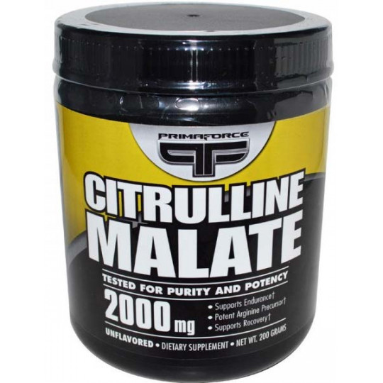 Prima Force Citrulline Malate Powder