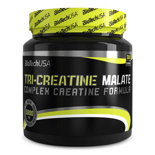 Biotech Nutrition Tri Creatine Malate 300 г