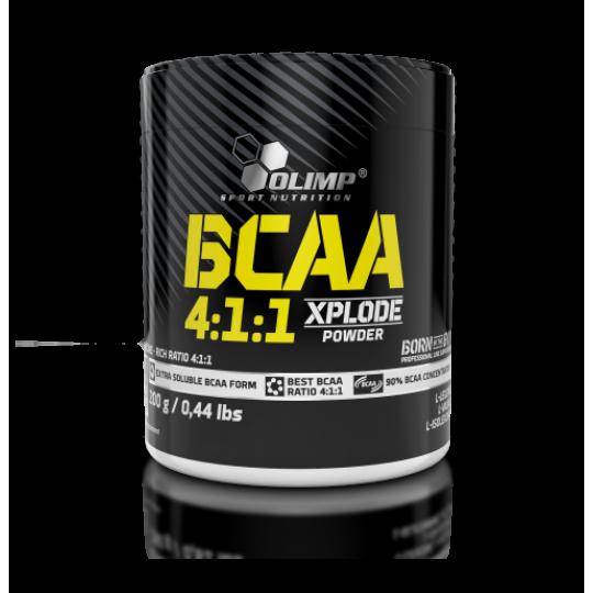 Olimp BCAA 4:1:1 Xplode powder 200 г