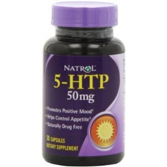 5-HTP Natrol 50мг