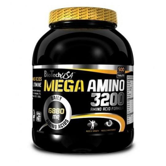 Biotech Nutrition Mega Amino 3200 500 таб.