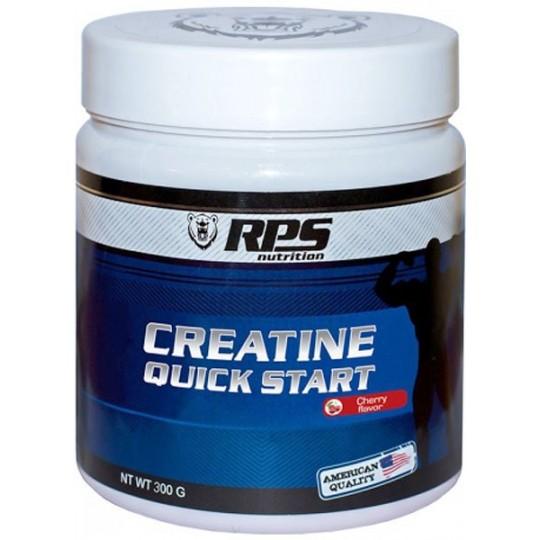 RPS Nutrition Creatine Quick Start