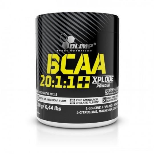 Olimp BCAA 20:1:1 Xplode powder 200 г