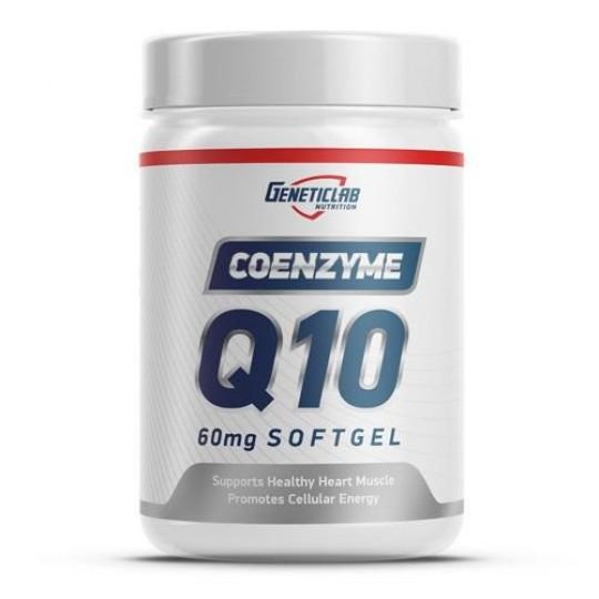GeneticLab Nutrition CoQ10 60 капс.