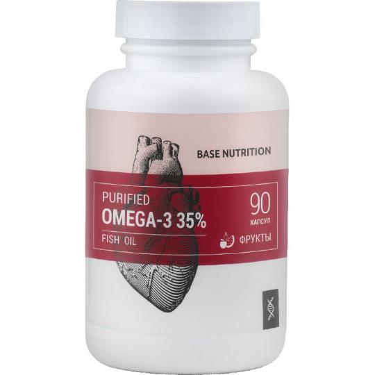 CMTech Omega-3 35% фруктовые 90 капсул