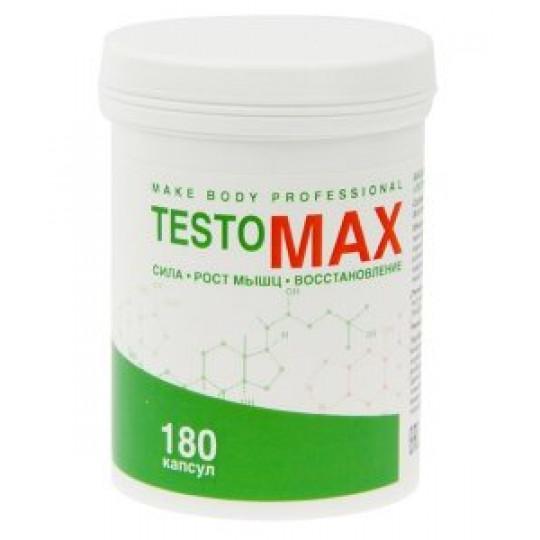 MBODY Professional Testomax 180 капс.