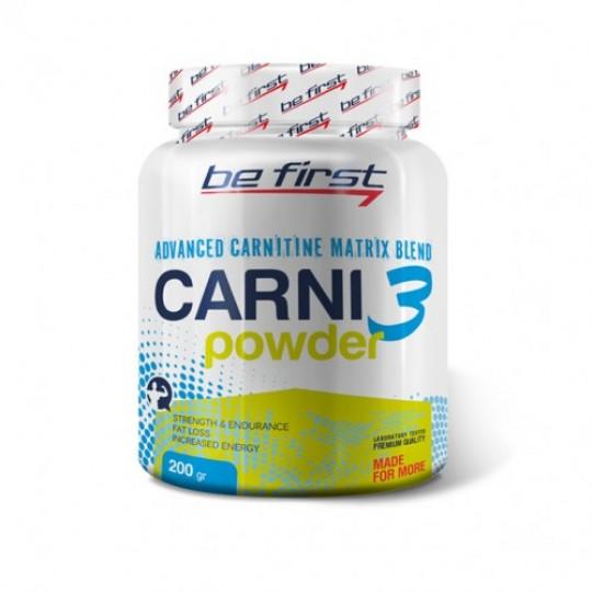 Be First Carni 3 powder 200 г