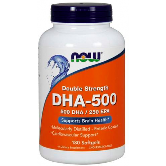 Now DHA-500 180 капсул