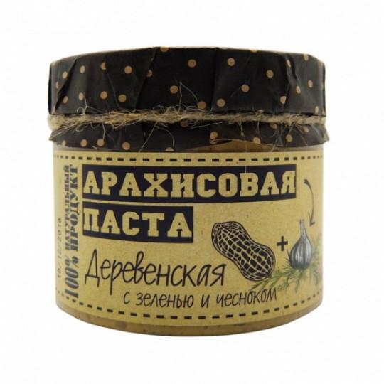 Благодар Арахисовая паста Деревенская 300 г