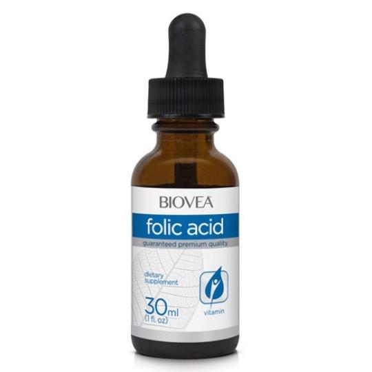 Biovea Folic Acid Liquid Drops 30 мл.