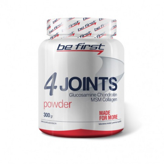 Be First 4joints powder 300 г