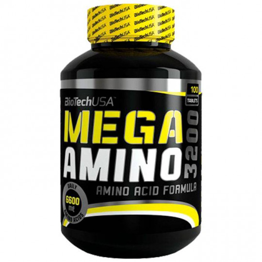 Biotech Nutrition Mega Amino 3200 100 таб.