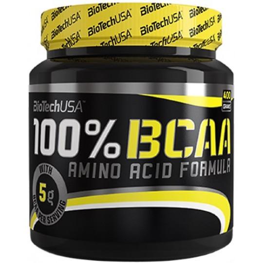 Biotech Nutrition BCAA 100% 400 г