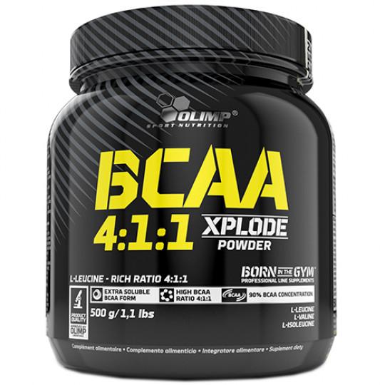 Olimp BCAA 4:1:1 Xplode powder 500 г