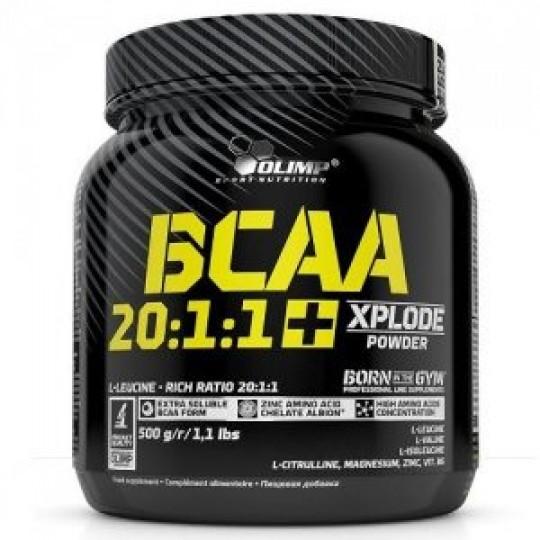 Olimp BCAA 2:1:1 Xplode powder 500 г