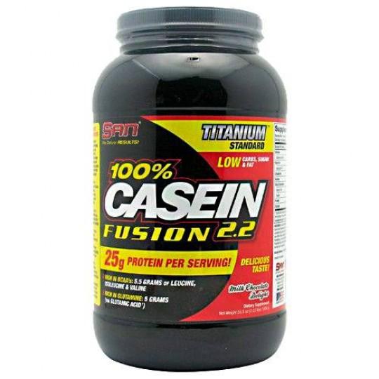 SAN Casein Fusion Titanium Standart 1008 г