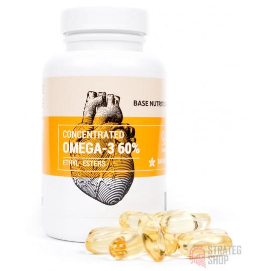 CMTech Omega-3 60% Ethyl Esters 90 капсул