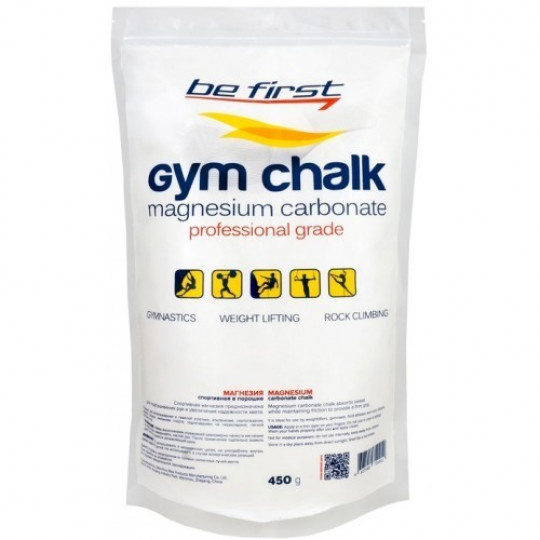 Be First Gym chalk 450 г