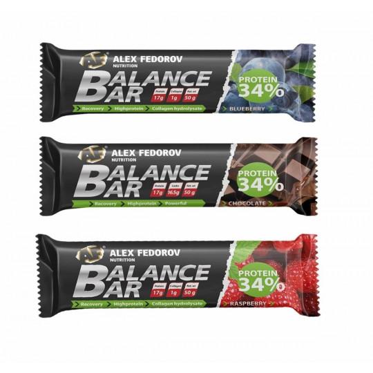 Alex Fedorov Nutrition Balance Bar 50 г