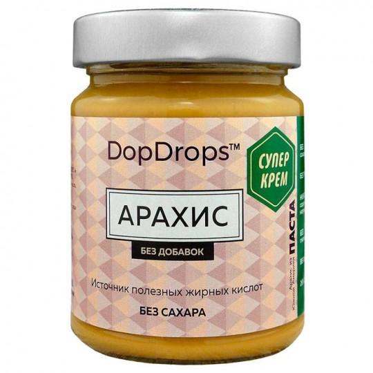 DopDrops Арахисовая паста СуперКрем 265 г